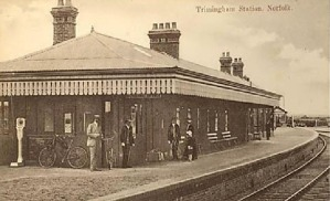 Trimmingham Station