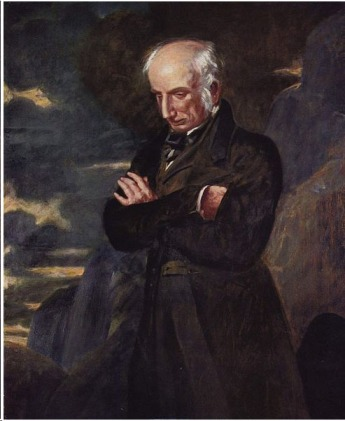Wordsworth as an old man.