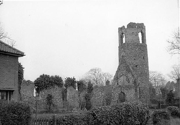 St MARY'S CHURCH, Kirby Bedon