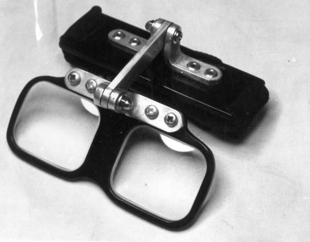 Versator Binocular Magnifier