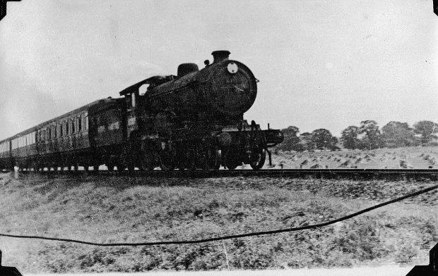 CLAUD, c 1950