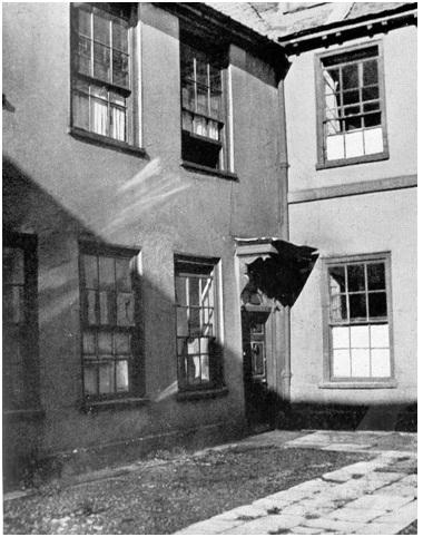 The House where Elizabeth Fry (nee Gurney) was born.