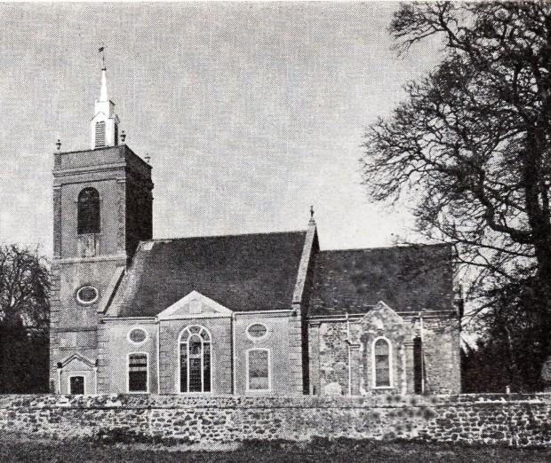 North Runcton Church.