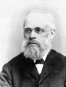 James Spillimg, editor of the EDP, 1871- 1897