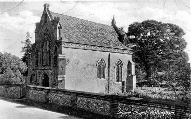 The Slipper Chapel in WALSINGHAM