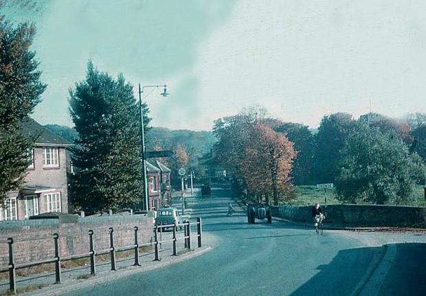 Autumn 1958, Trowse.