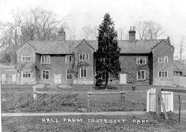 COSTESSEY HALL FARM