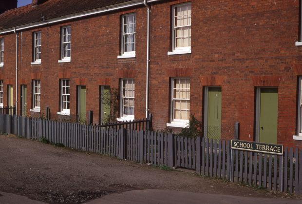 School Terrace, Trowse
