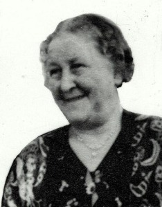 Granny, Caroline Kybird nee Daniels