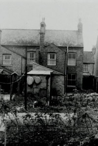Rear of Jasmine Cottage, 40, Vicarage Road, Thetford.
