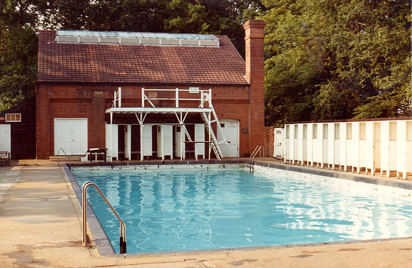 Greshams Pool on 1917 Lewis Machine