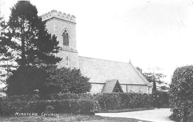 kirstead church