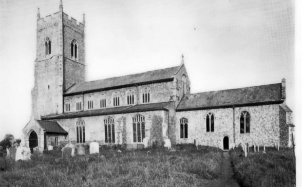 SPARHAM CHURCH