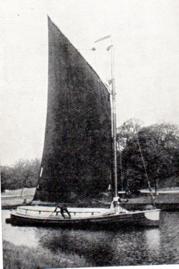 NORFOLK WHERRY