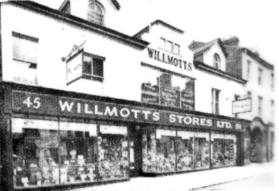 Willmott's stores