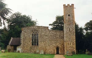 ST PETER'S CHURCH, SPIXWORTH