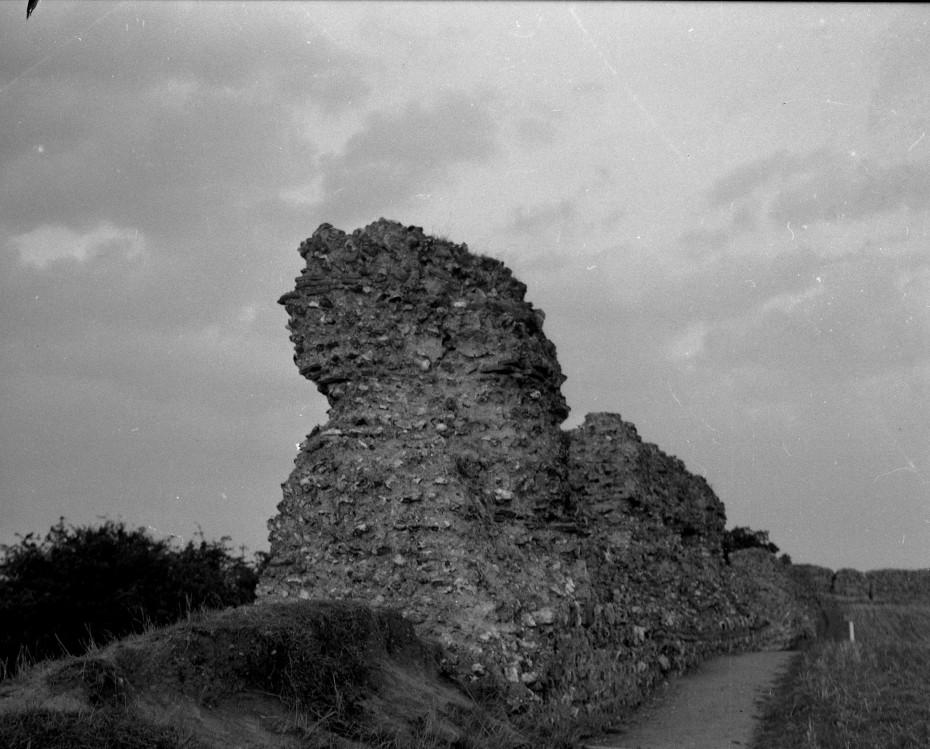 BBUGH CASTLE near GREAT YARMOUTH