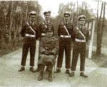 RAF personelle at Framingham Earl