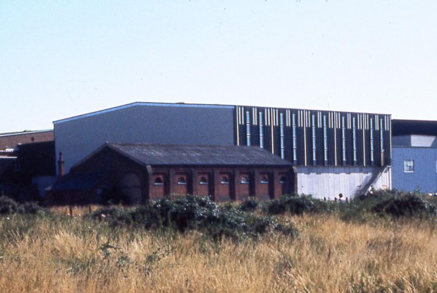 BUNGAY  GOODS SHED