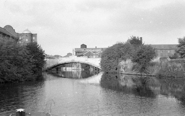White Friars' Bridge