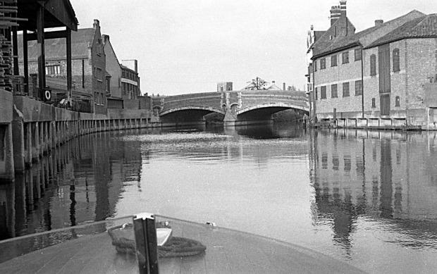 Fye Bridge