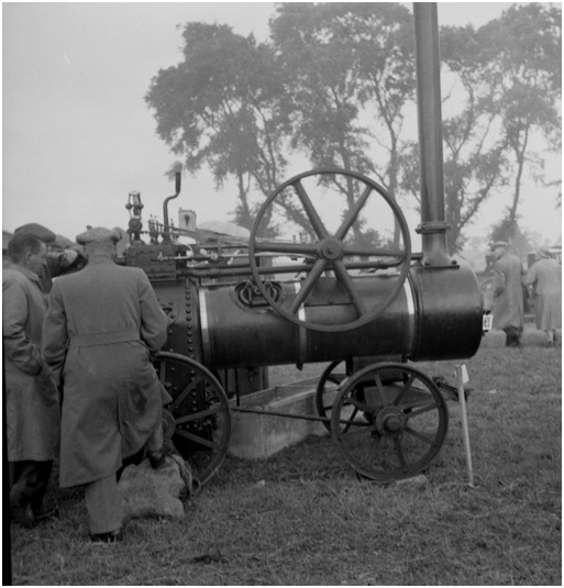 PORTABLE ENGINE