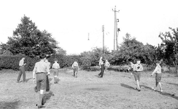 Boys at play, 1960/