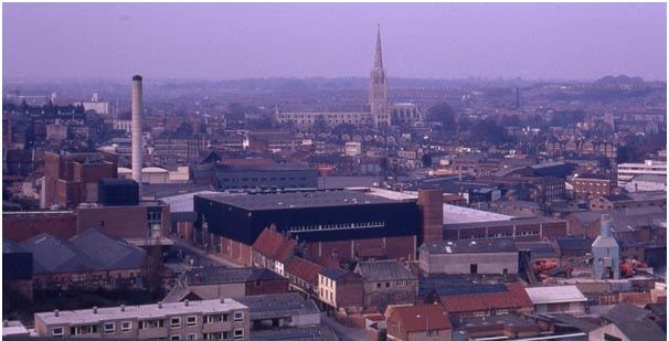 Norwich A Bird S Eye View Joemasonspage