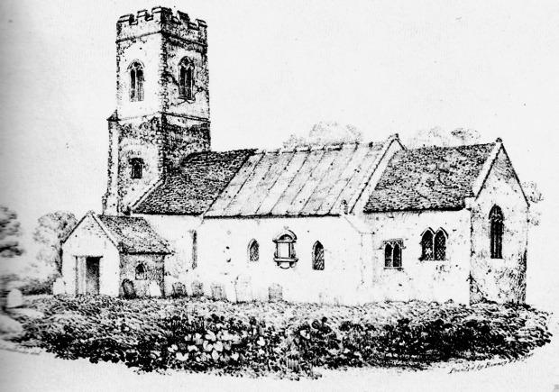 Stoke Holy Cross, by Ladbrooke.