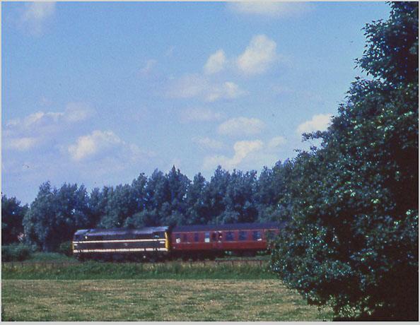 Cambridge line