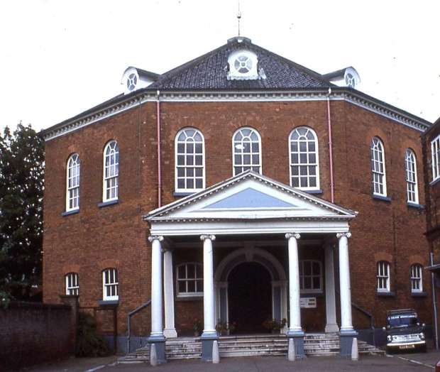 The Octagon Chapel in Colegate.