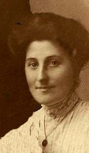 Emily Peachey, born in Lakenheath 1886; my grandmother.