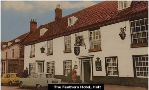 The Feathers in Holt,