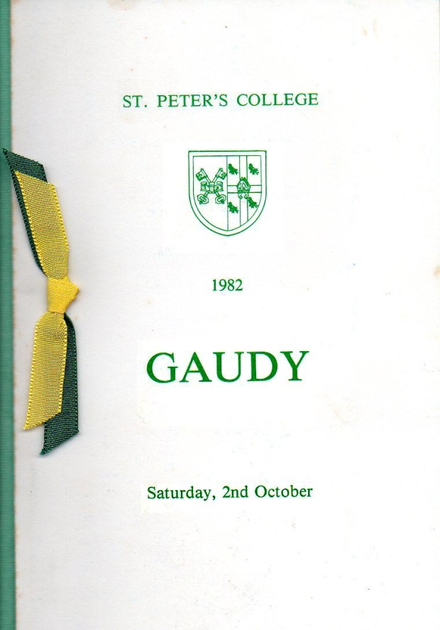 Note that the College colours are the same as Norwich City FC!