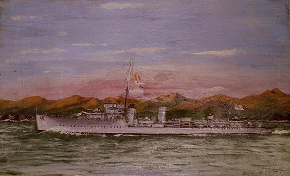 HMS Campbell