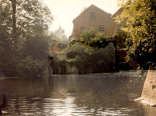 Bawburgh mill