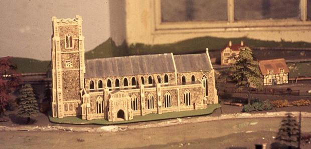 Church railway