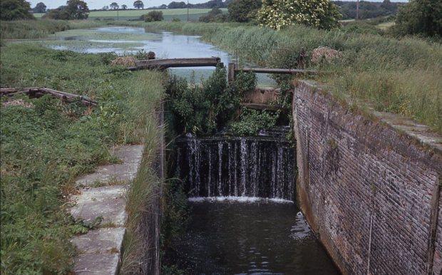 Briggate lock