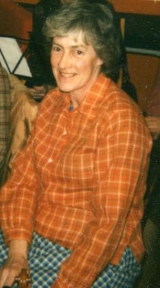 Margaret Mutch