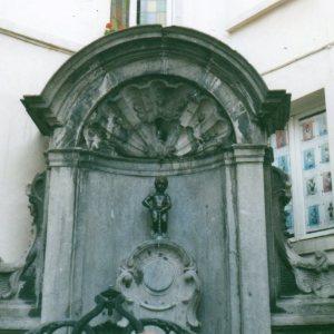 Manekin Pis, Brussels.