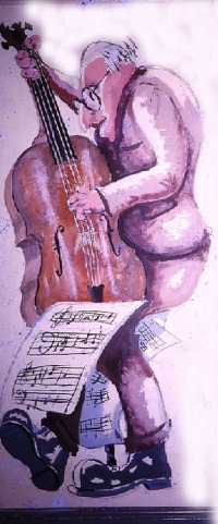 mural bass