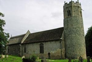TAVERHAM CHURCH