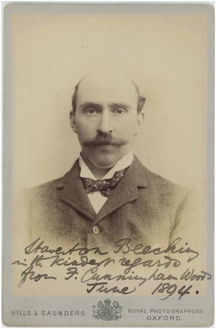 Francis C Woods