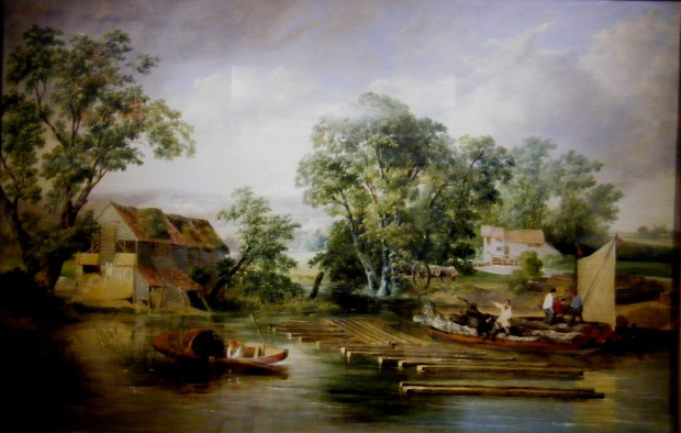 Taverham paper mill 1839