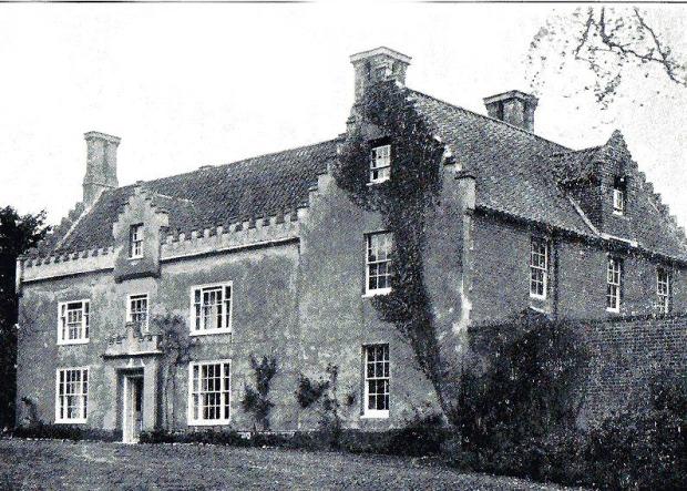 Swannington rectory