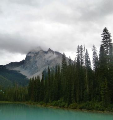 Mount St Piran, Alberta, Canada