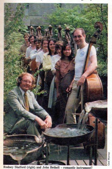 Rodney Slatford & PUPILS .IoM