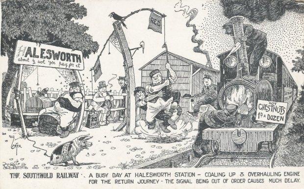 Southwold railway
